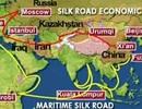 """Trung Quốc bỏ 40 tỉ USD xây """"Con đường tơ lụa mới"""""""