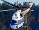 Rơi máy bay trực thăng tại Nga khiến hai người thiệt mạng