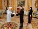 Nữ hoàng Anh quan tâm sâu sắc đến quan hệ hợp tác với Việt Nam