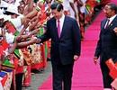 Ảnh hưởng của Trung Quốc tại Trung Đông - châu Phi