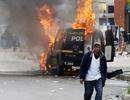 [Photo] Cận cảnh cuộc bạo loạn ở Mỹ làm nhiều cảnh sát bị thương