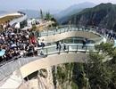 Trung Quốc khai trương lối đi bằng kính lớn nhất thế giới