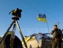 Quốc hội Ukraine thông qua dự luật ban bố thiết quân luật