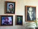 Thăm gia đình người chiến sĩ Việt Nam tham gia bảo vệ Moskva