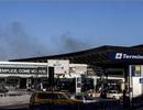 Italy: Hỏa hoạn lớn tại sân bay quốc tế Fumicino ở thủ đô Roma