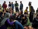 Video mới về giây phút động đất đáng sợ ở Nepal