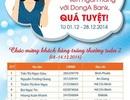 Lộ diện 10 khách hàng trúng giải chuyển khoản liên ngân hàng với DongA Bank