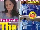 Lộ ảnh Angelina Jolie và Brad Pitt cãi lộn