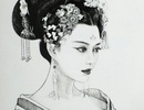 """Ảnh chân dung tuyệt đẹp về nhân vật trong """"Tân Võ Tắc Thiên"""""""