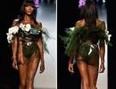 44 tuổi, siêu mẫu Naomi Campbell vẫn rực sáng trên sàn diễn
