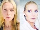 """Gwyneth Paltrow khoe ảnh """"mặt mộc"""" đầy nếp nhăn"""