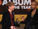 Kanye West bất bình với kết quả Grammy lần thứ 57