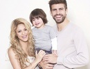 Shakira đã sinh con trai thứ hai