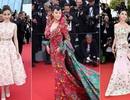 Dàn sao Hoa ngữ khoe sắc trên thảm đỏ LHP Cannes năm 2015