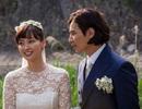 Won Bin và Lee Na Young khoe ảnh cưới hiếm hoi