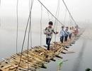 Ứng trước 400 tỷ đồng xây dựng cầu treo dân sinh