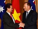 Thủ tướng: Việt Nam-Australia cùng phản đối việc đơn phương thay đổi nguyên trạng Biển Đông