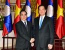 """Thủ tướng Việt - Lào: Không làm thuỷ điện """"khủng"""" trên dòng Mekong nếu tác động tiêu cực đến đời sống"""