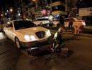"""Chuyên viên Bộ Nội vụ gây tai nạn, rút thẻ ra """"dọa"""" CSGT"""