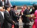 Chủ tịch nước đến Jakarta dự Hội nghị Cấp cao Á-Phi