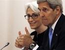 Mỹ: Thỏa thuận hạt nhân với Iran đã cận kề