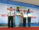 Học sinh, sinh viên Đà Nẵng thi viết về Hoàng Sa