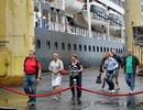 Đà Nẵng đón chuyến tàu du lịch biển đầu tiên của năm 2015