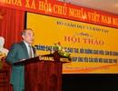 Thứ trưởng Bộ GD-ĐT: Đổi mới giáo dục khó nhất là đổi mới con người