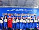 260 cử nhân tốt nghiệp loại Giỏi trở lên
