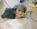 Cô bé mắc chứng bệnh Lupus ban đỏ hệ thống đã có dấu hiệu tiến triển tốt