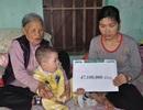 Hơn 47 triệu đến với bé 2 tuổi bị rồi loạn chuyển hóa bẩm sinh