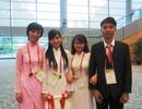 """Gặp """"cô gái Bạc"""" Olympic Sinh học quốc tế"""