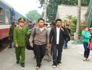 Bắt 12 đối tượng có lệnh truy nã tại các tỉnh phía Nam
