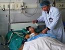 Cứu sống bệnh nhân bị đâm thủng phổi, đứt tủy sống