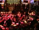 Cố đô Hoa Lư lung linh trong đêm hội Hoa đăng