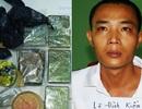 Thưởng 200 triệu đồng cho ban chuyên án triệt phá vụ 34 bánh heroin