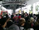 Hàng chục ngàn người ùn ùn đổ về Núi Cấm