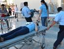 60 công nhân ngộ độc do hít phải khí Amoniac từ hệ thống làm lạnh
