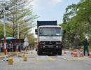 Đoàn xe 27 chiếc chở quá tải bị phạt hơn 1 tỷ đồng