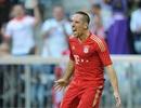 Ribery rực sáng, Bayern Munich trở lại mạch chiến thắng