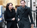 """Lampard """"tay trong tay cùng đi dạo phố"""" với vợ sắp cưới"""