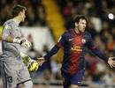 Lionel Messi tiếp tục nâng cao kỷ lục tại La Liga