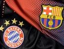 Đội hình trong mơ kết hợp giữa Barcelona và Bayern Munich