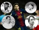 Ở tuổi 26, chỉ Pele có thể sánh với Messi