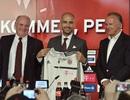 Guardiola chính thức ra mắt tại Bayern Munich