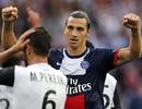 Ibrahimovic tỏa sáng, PSG thoát hiểm phút cuối