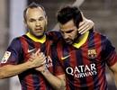 Barcelona thắng đậm Betis tại Villamarin: Bóng đá trực diện