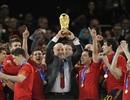 Del Bosque gắn bó với tuyển Tây Ban Nha đến năm 2016