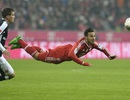 """Bayern Munich củng cố ngôi đầu bằng chiến thắng """"5 sao"""""""