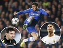 Hazard khao khát phân tài cao thấp với Messi hoặc C.Ronaldo